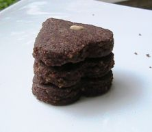 Cashew Blackrice Cookies